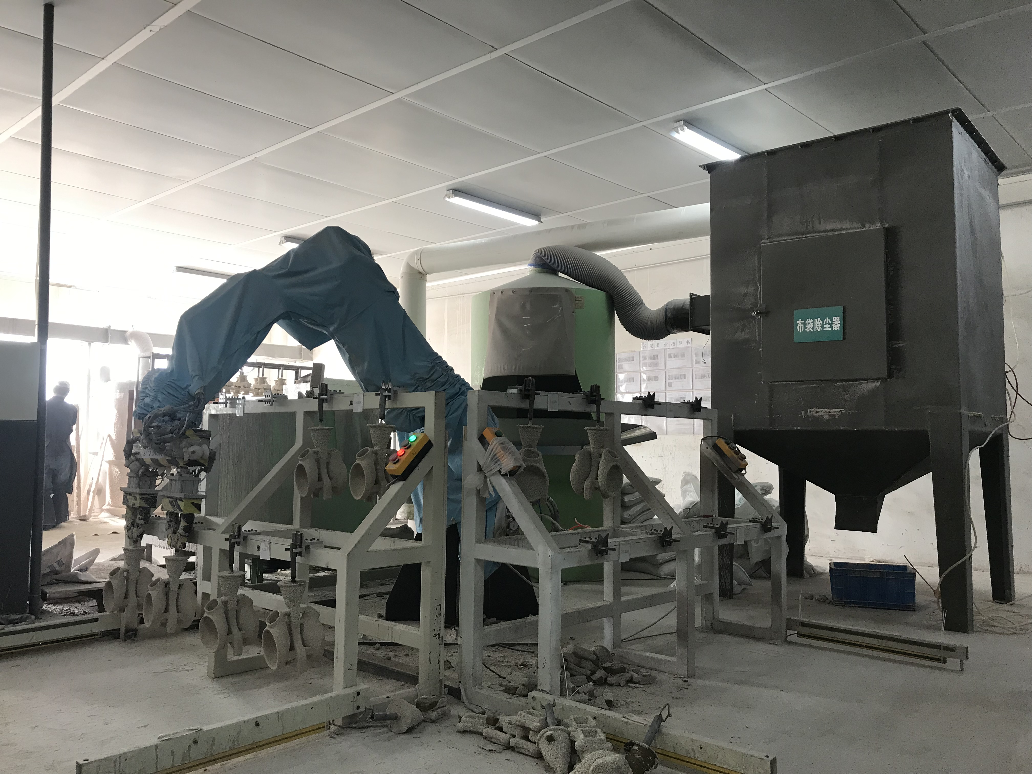 Dipping and Coating Machine
